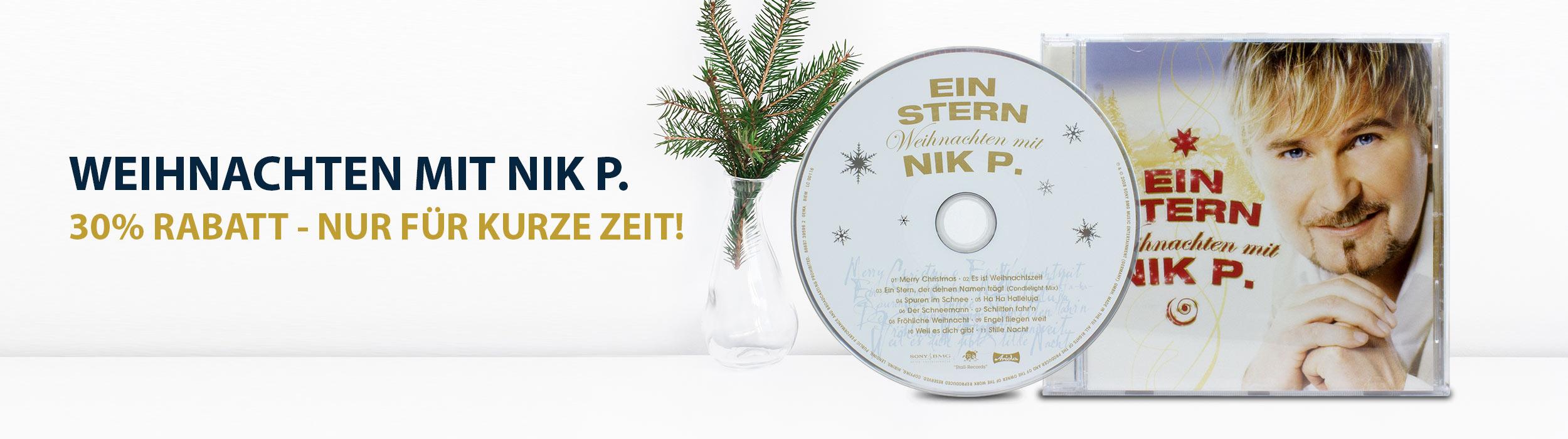 Weihnachten mit Nik P.