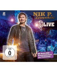 "CD/DVD - ""Löwenherz live"" (inkl. Bonus DVD!)"