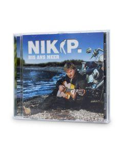 """Nik P. - CD """"Bis ans Meer"""" // Sonderangebot! (Inkl. Gratis Überraschungsbeilage!)"""